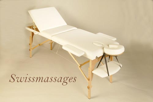 table de massage swissmassage 2005