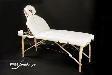 table de massage swissmassage 2018