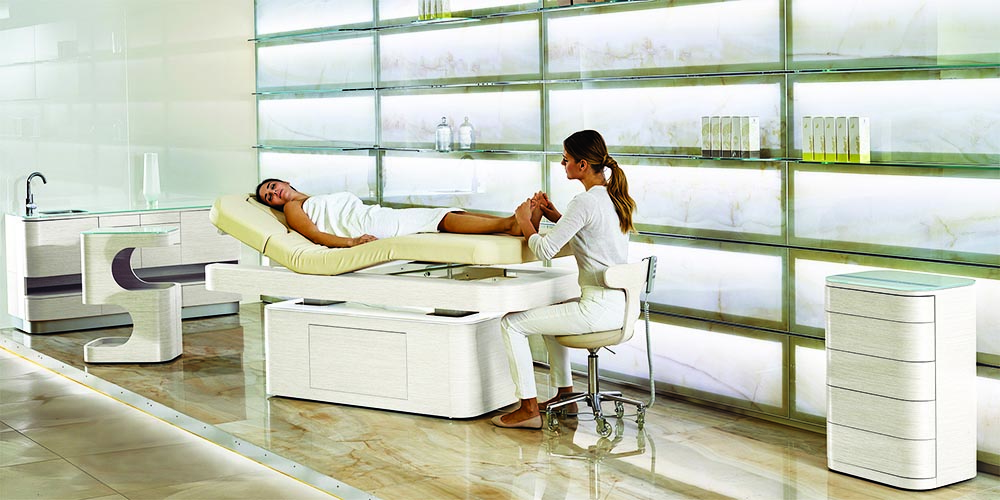 Table-de-massage-electrique-reflexologie-Nilo-SPA-Cabine
