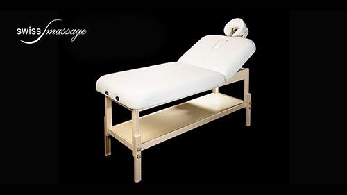 Table de massage Fixe en bois Modèle Dune