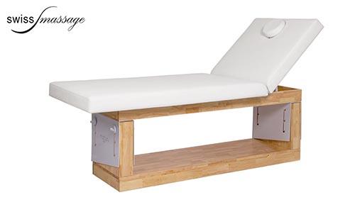 Table de massage en bois modèle Duna-SPA