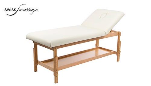 Table de massage Fixe en bois Modèle Wood