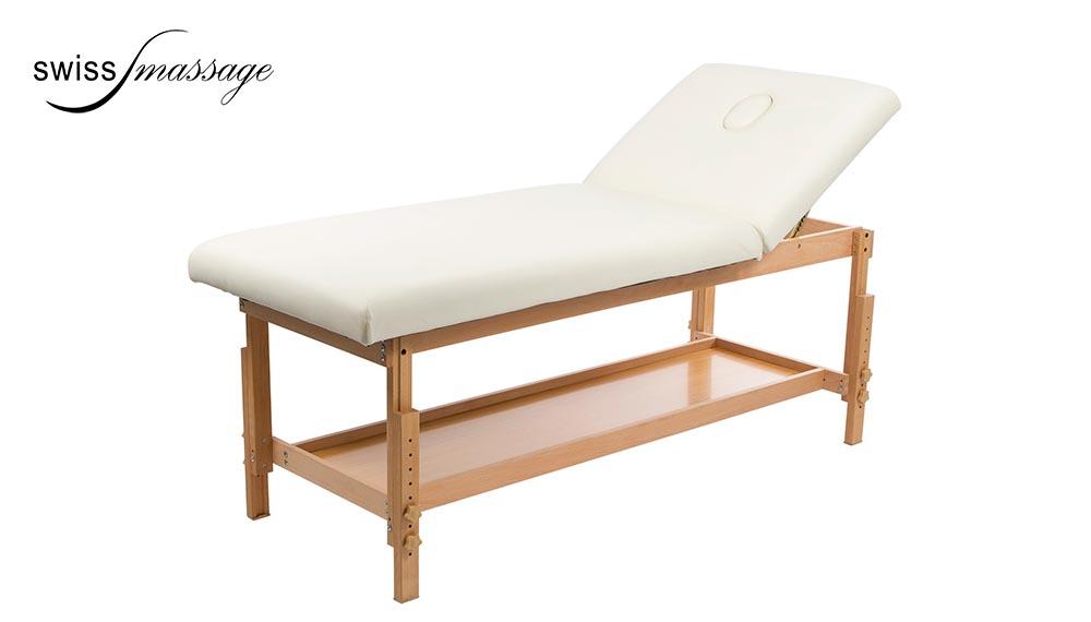 Table de massage en bois modèle Wood