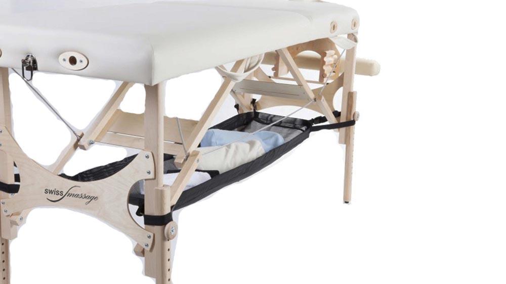 Hamac de rangement Table massage