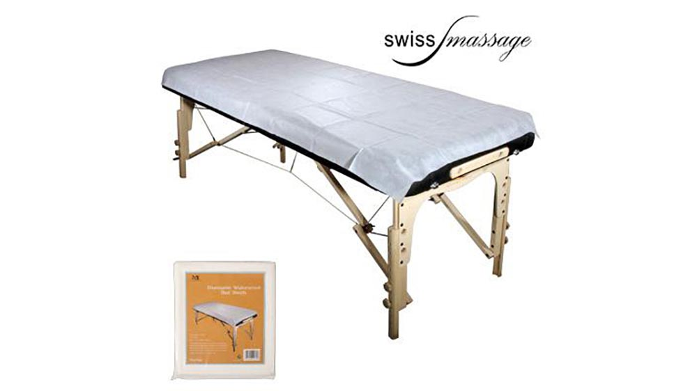 drap housse water proof jetable table massage