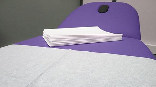 Drap d'examen médicaux 70x200 boîte 100 pièces