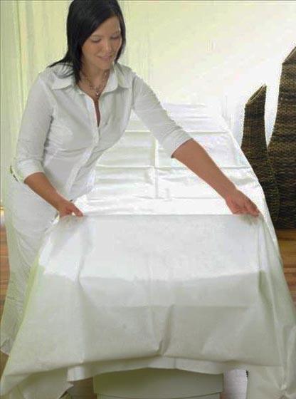 Drap d examen médical non tissé pour table de massage