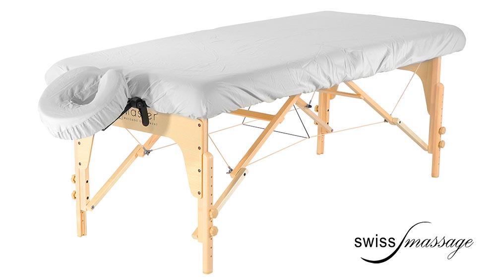 Kit drap housse pour tables de massage