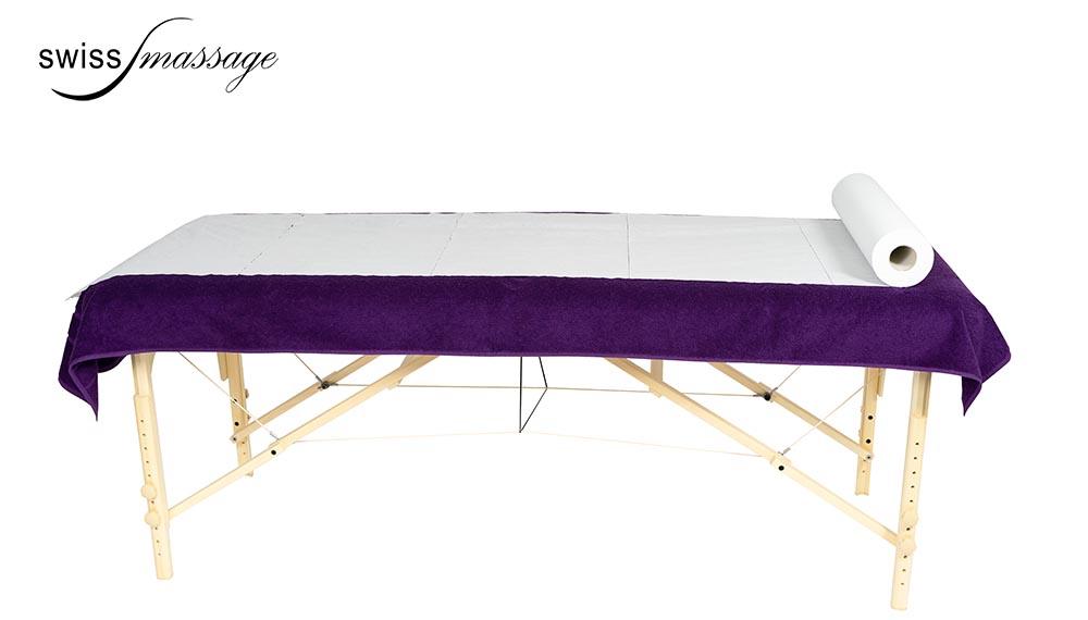 Papier d examen pour table de massage  60 cm de large