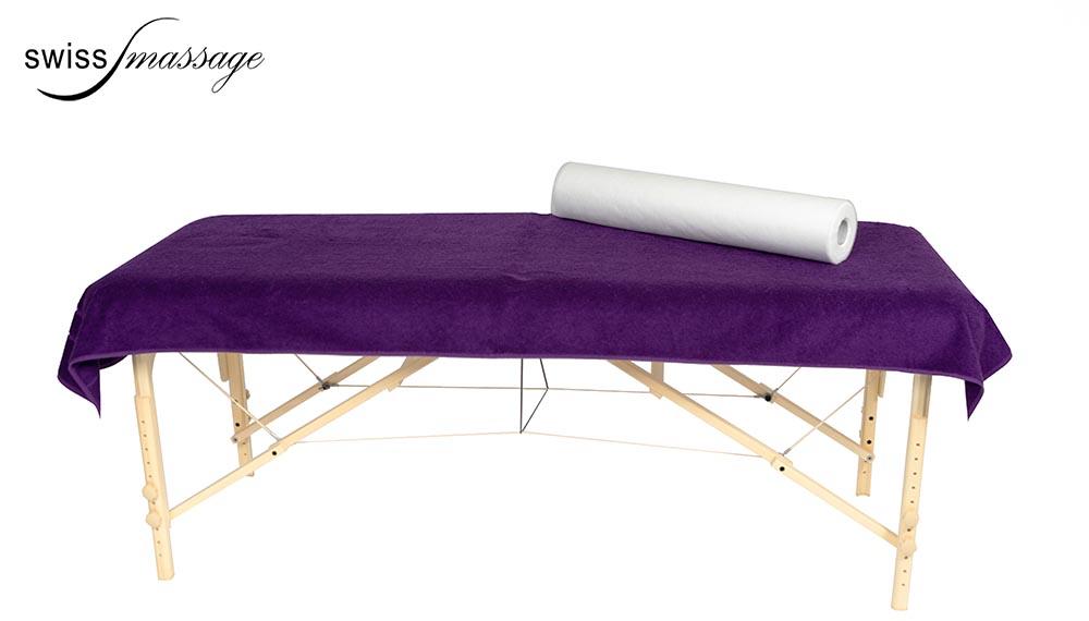 Papier d'examen pour table de massage largeur 70 cm
