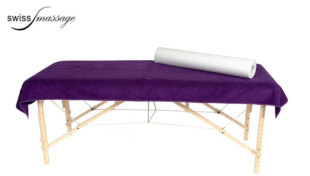 Papier d'examen pour table de massage largeur 80 cm