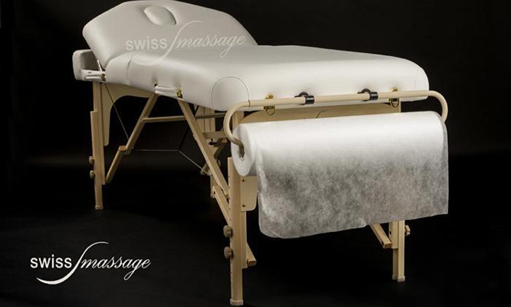 Support papier Examen Table de Massage