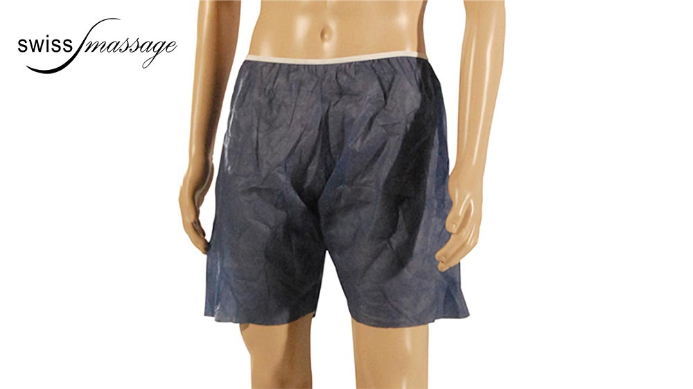 Boxer homme jetable