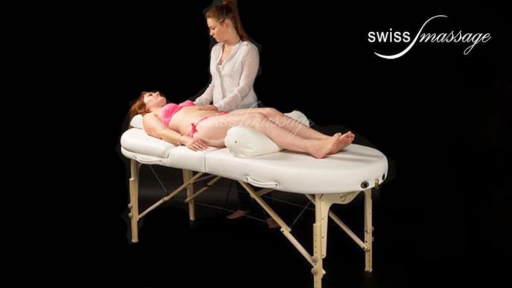 Coussin de massage cylindre soft 65cm - 18cm