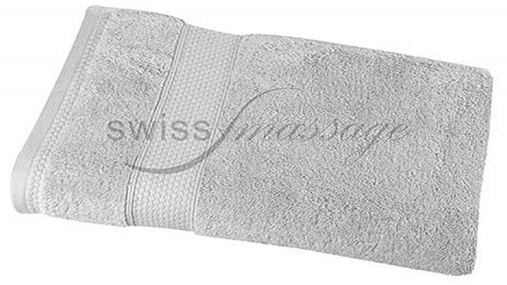 Linge de massage 2.2m/1m gris clair