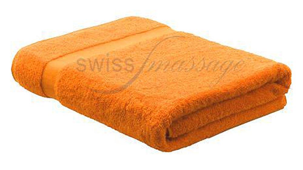 Linge de massage 2.2m/1m orange