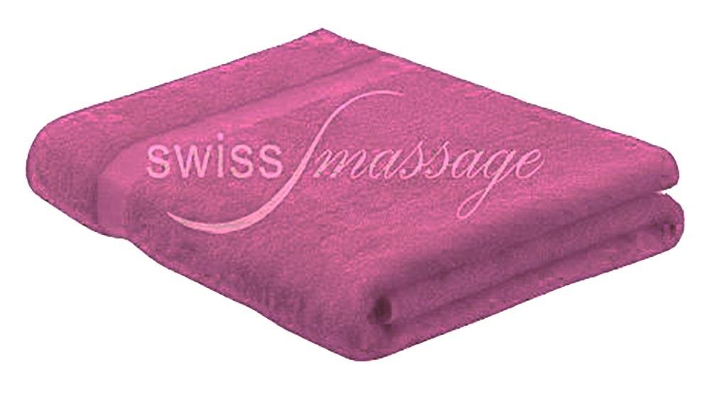 Linge de massage 2.2m/1m rose