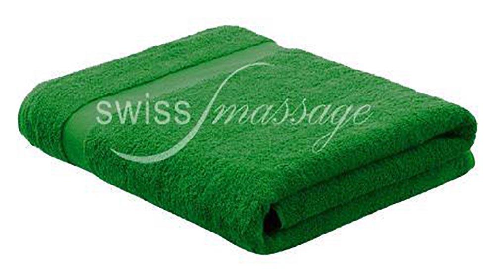 Linge de massage 2.2m/1m vert sapin