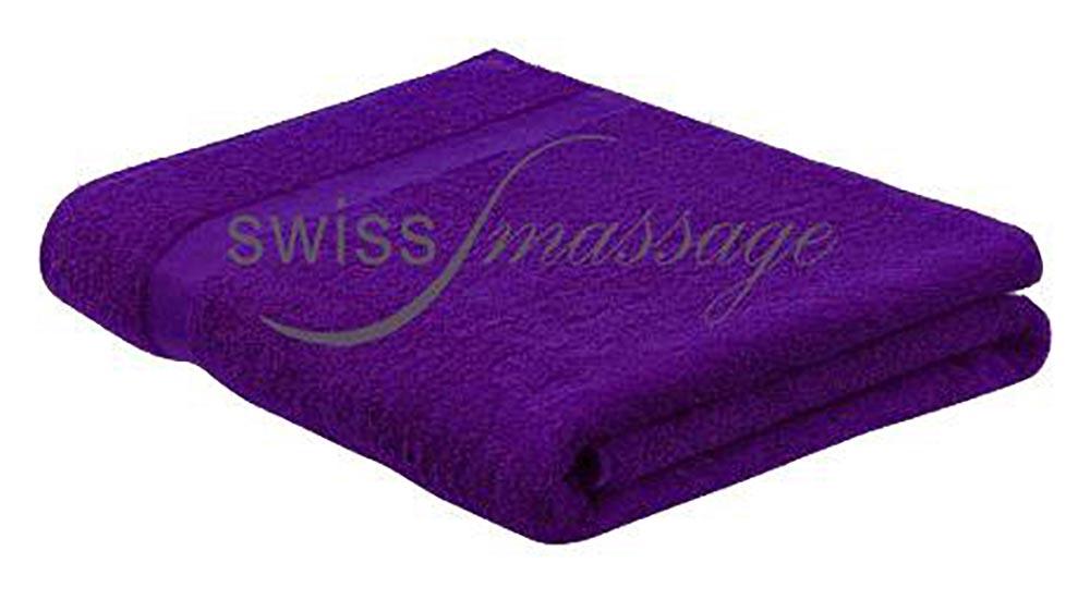 Linge de massage 2.2m/1m violet