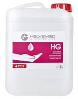 gel desinfection mains hand gel 5l helvemed