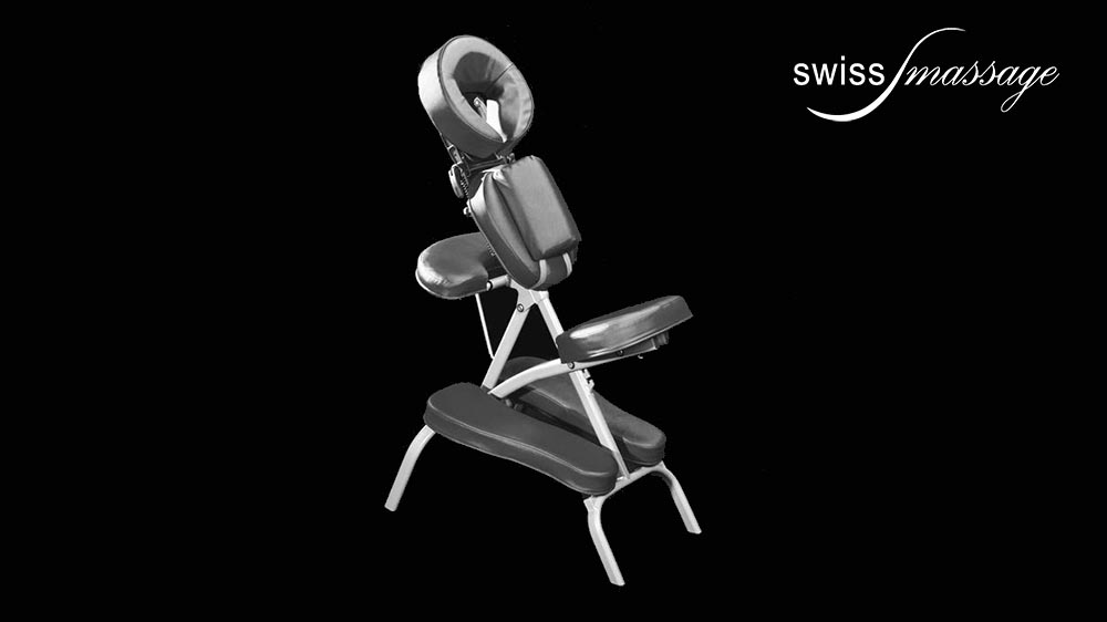 chaise de massage assis swissmassage