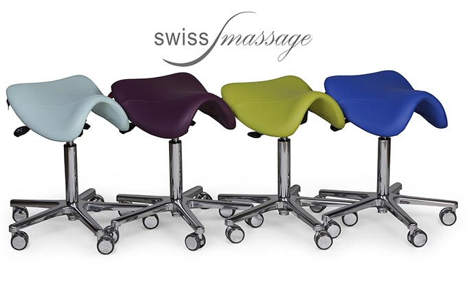 Tabourets ergonomiques swippo collection