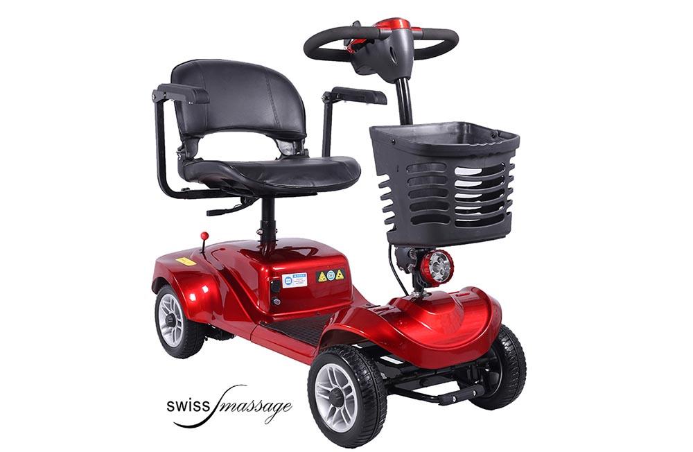 Modèle City : Scooter électrique Senior - Swissmassage