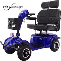 mini voiturette electrique senior dual right