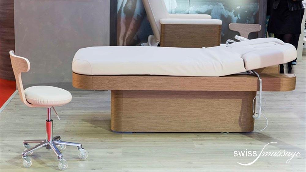 table de SPA modèle Nymphea expo