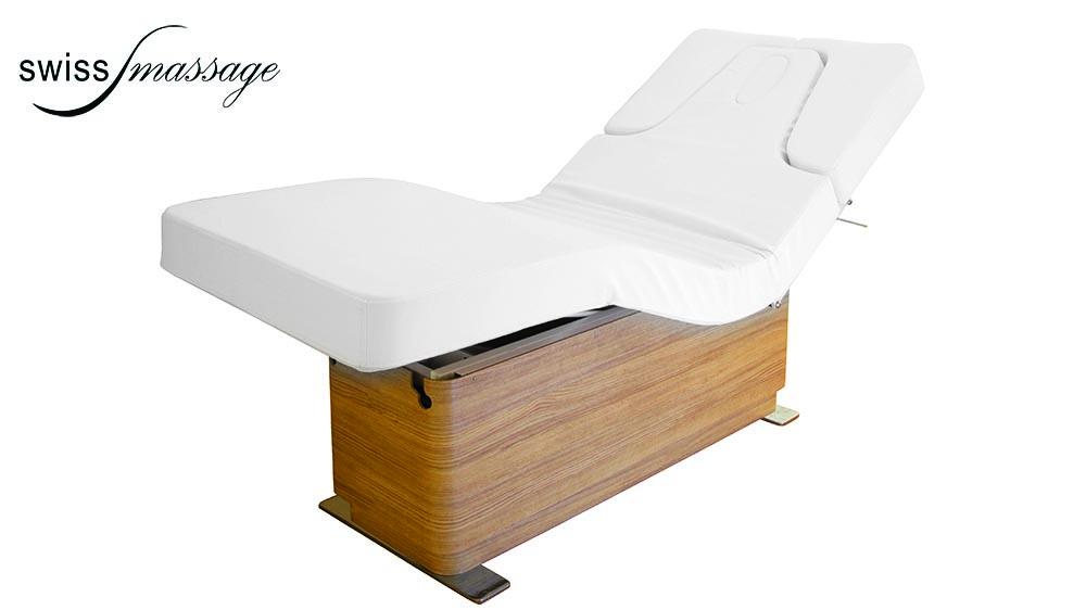 Table de SPA modèle Omnia cabine dorée