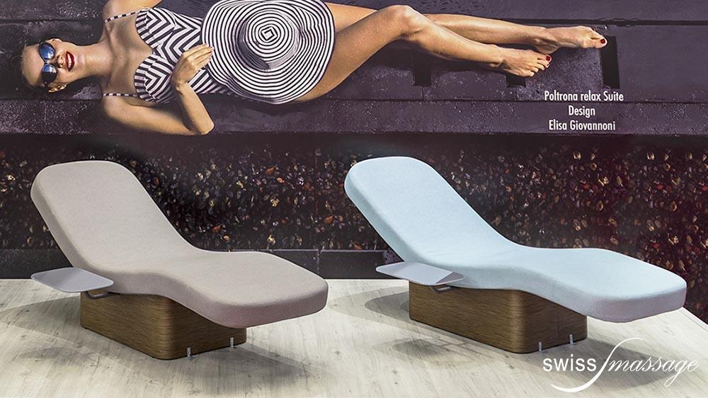 Relax de SPA modèle Relax-Lounge Cabine