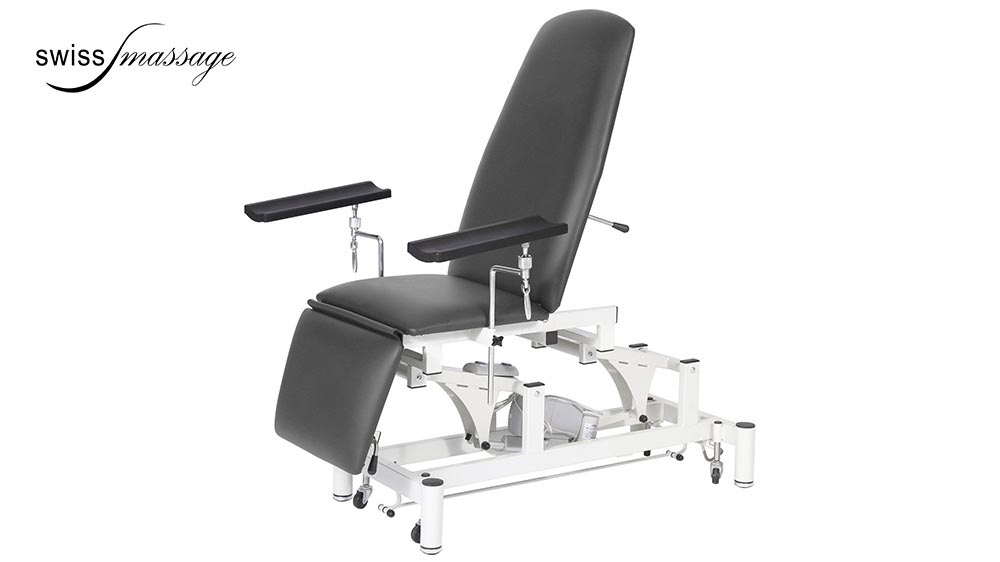 fauteuil pose perfusion