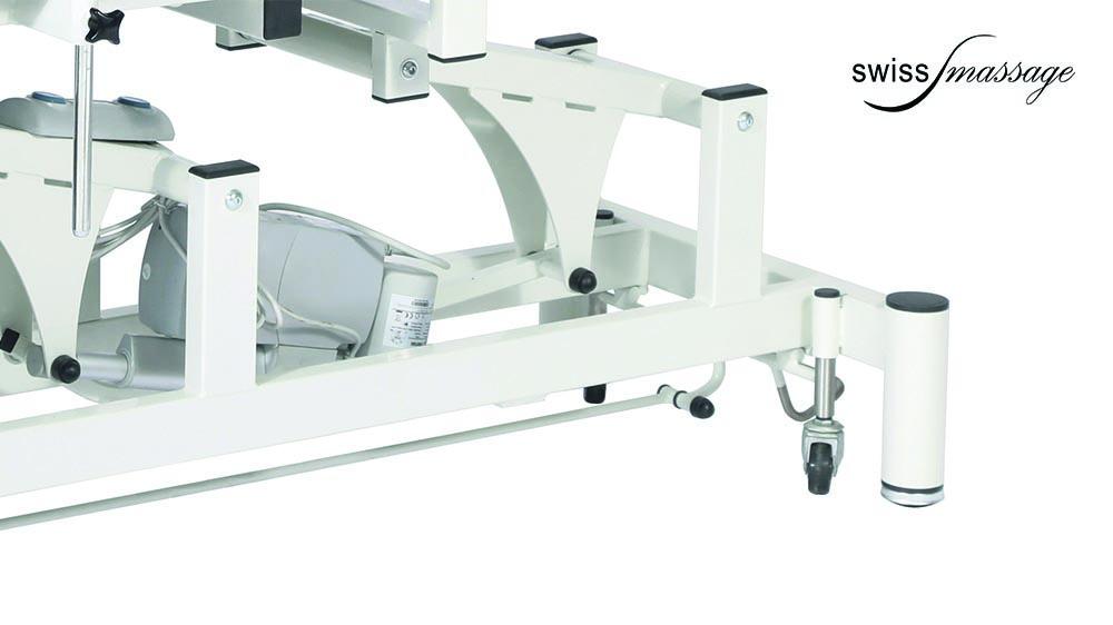 Kit roulettes fauteuil médical de prise de sang