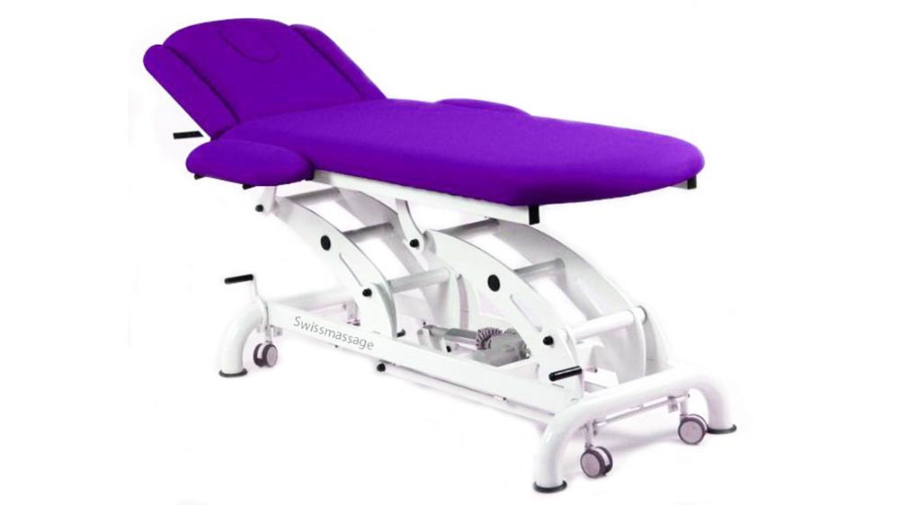 Table de kinesitherapie