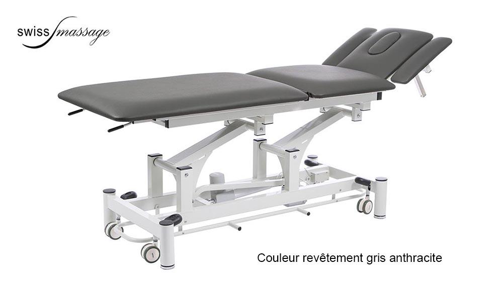 Table de physiothérapie