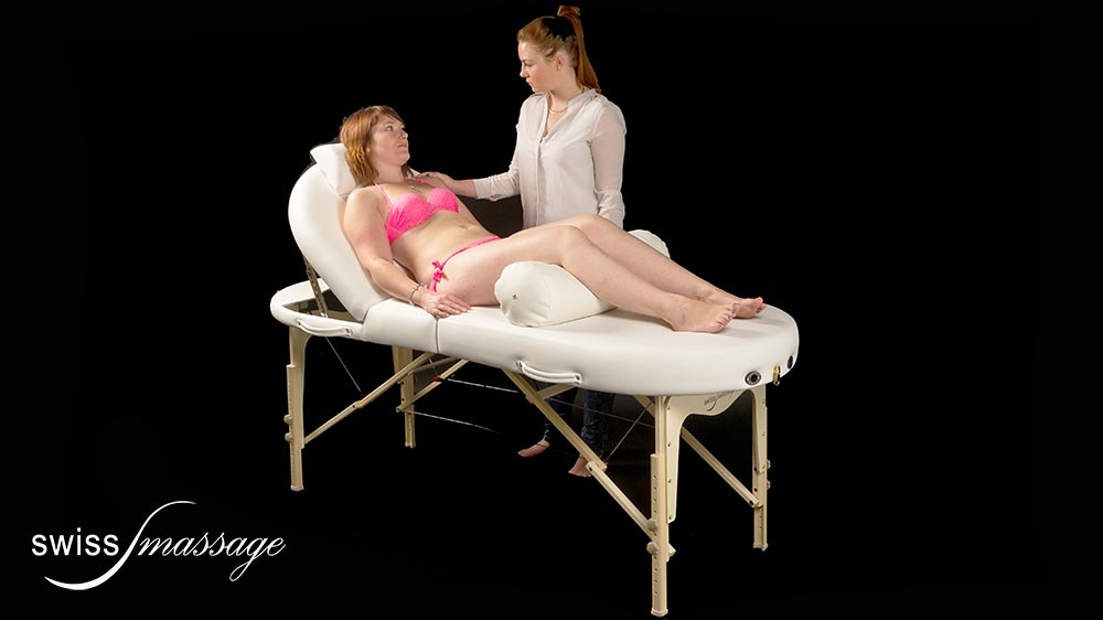 Modèle Body : Table de massage pliable - Swissmassage
