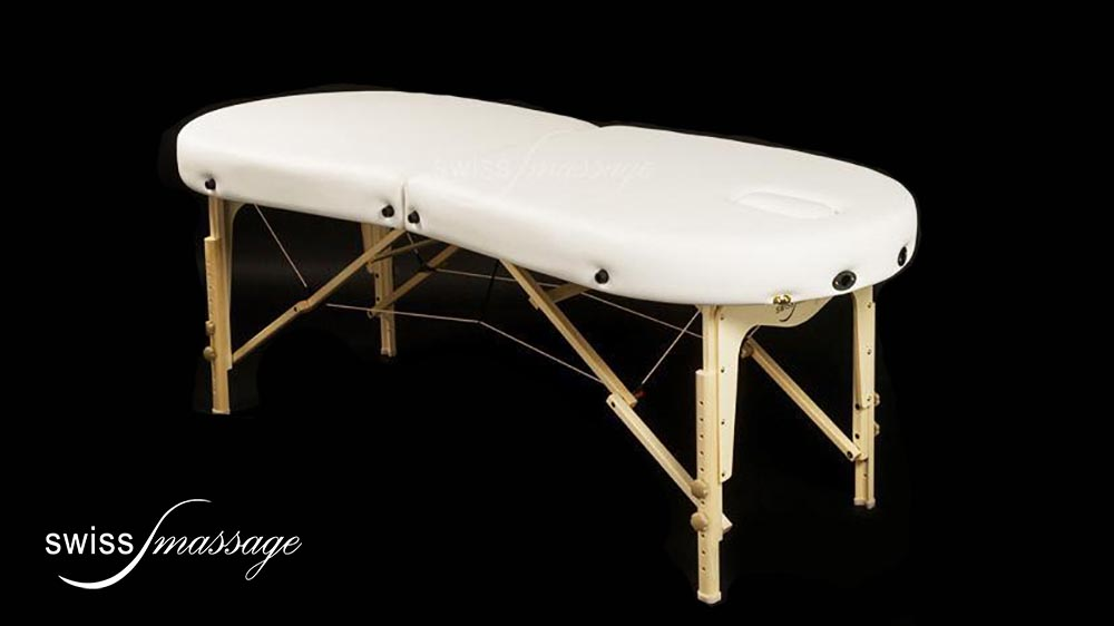 Modèle Charme : Table de massage portable - Swissmassage