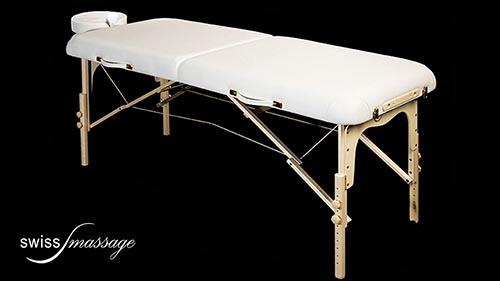 Modèle Relax : Table de massage portable - Swissmassage