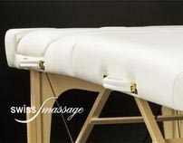 Poignees de transport table de massage swissmassage