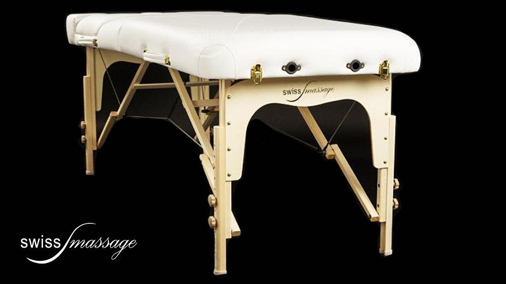 Table de Reiki avec panneaux Reiki