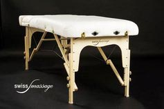 table de massage swissmassage select panneaux reiki mini