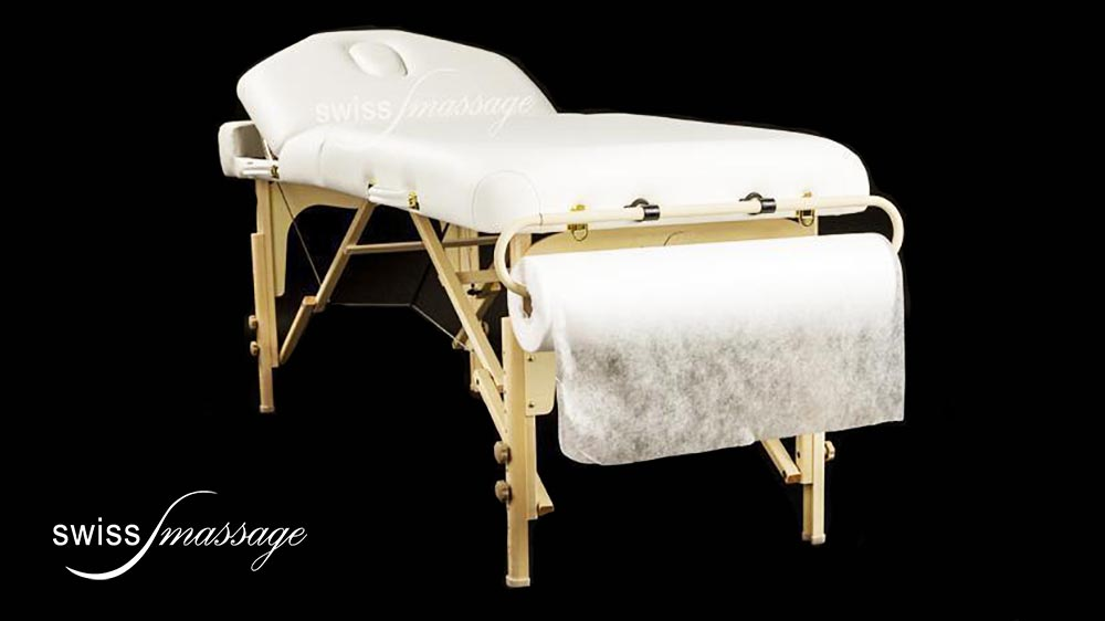 Modèle Select : Table de massage pliable - Swissmassage