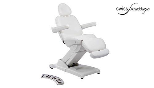 Modèle Romy : Fauteuil de soins esthétique - Swissmassage