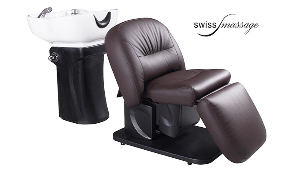 Modèle Relax Coiffure: Fauteuil de soins maison de retraite - Swissmassage