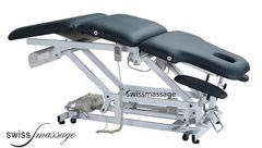 table de massage electrique swissmassage