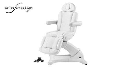 Modèle Beauty : Table de soins esthétique - Swissmassage