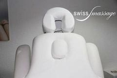 mini table de massage Swissmassage tetiere ellipse 640 l