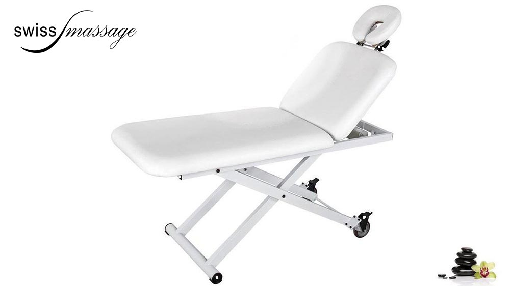 table de massage electrique first
