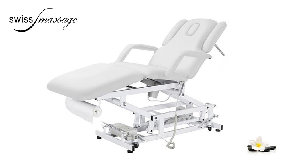 Modèle Optimale: Table de massage électrique - Swissmassage