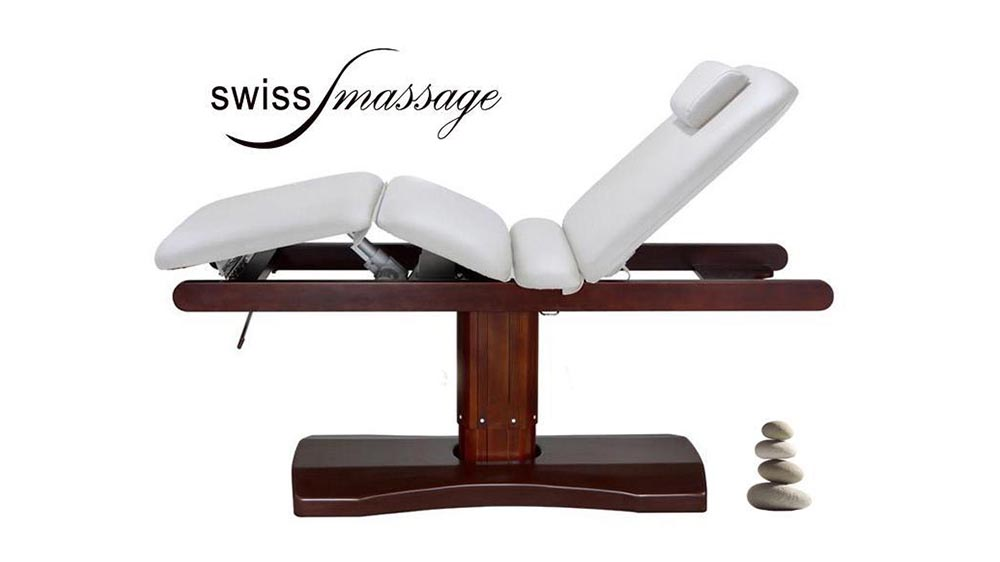 table de massage wellness spa swissmassage